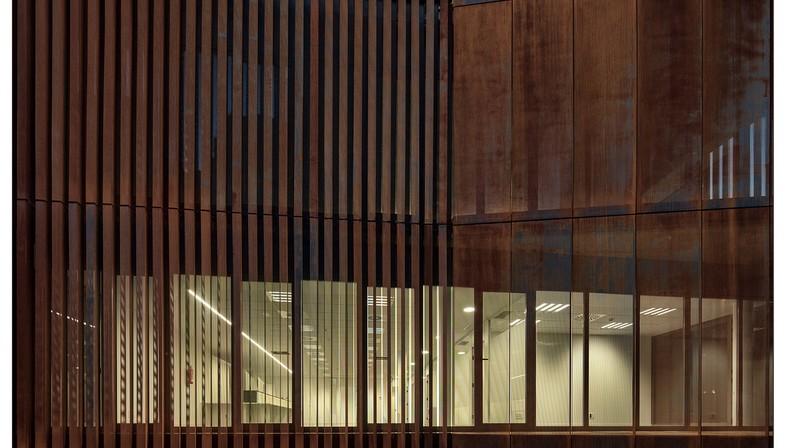 Arquitecturia Camps Felip Corte di Giustizia di Balaguer Spagna