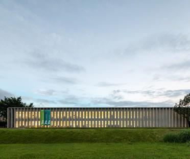 KAAN Architecten Universidade Anhembi Morumbi due campus in Brasile