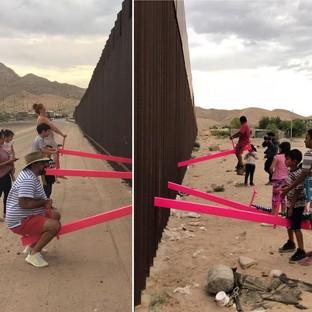 Installazioni temporanee Pedro & Juana Hórama Rama per lo YAP 2019