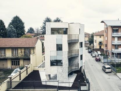 Elasticospa Stefano Pujatti Edificio Residenziale Via Piave Mormorava Cirié