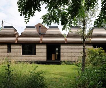 Matthew Barnett Howland, Dido Milne e Oliver Wilton Cork House