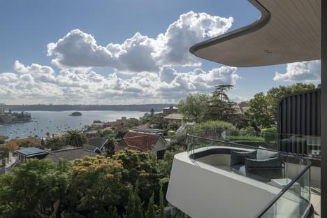 Luigi Rosselli Architects Hill House un belvedere su Sydney