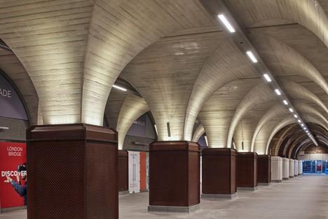 Grimshaw London Bridge Station Londra