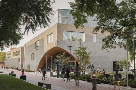 Snøhetta Charles Library della Temple University Philadelphia