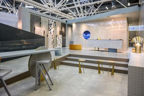 Le nuove lastre e gli stand di Iris Ceramica Group al CERSAIE 2019