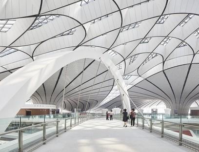 Inaugurato il Daxing International Airport di Pechino progettato da Zaha Hadid Architects
