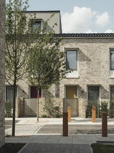 Mikhail Riches Goldsmith Street Norwich il social housing energeticamente efficiente