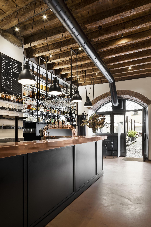 15 Architetti Famosi interior design dedicati al food due progetti di parisotto