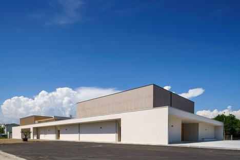 TAMassociati: la chiesa risorta del Varignano