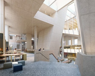 Grafton Architects premiato con la Royal Gold Medal for Architecture