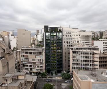 Karim Nader Banque du Liban per preservare il patrimonio architettonico di Beirut