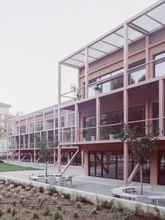 BDR bureau Scuola Enrico Fermi Torino