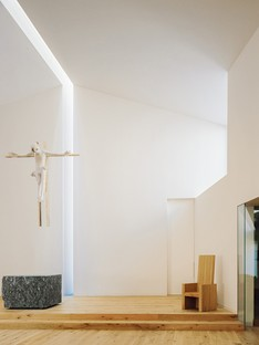 INOUTarchitettura LADO architetti Lamber + Lamber - Chiesa del Buon Ladrone
