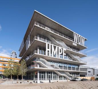 MVRDV Complesso multifuzionale WERK12 a Monaco di Baviera