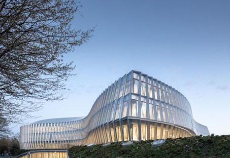 3XN Architects a SpazioFMG per The Architects Series