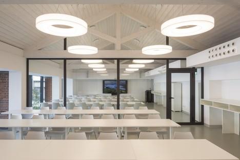 Fabbricanove Architetti Milano Luiss Hub