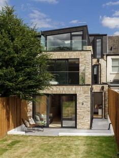 Sketch Architects Hindmans Road House Londra