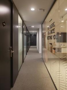 Tchoban Voss Architekten Nuovi uffici a Berlino