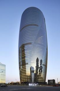 Zaha Hadid Architects completato il Leeza SOHO a Pechino
