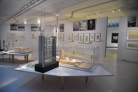 mostra Gio Ponti Amare l'architettura al MAXXI Museo nazionale delle arti del XXI secolo Roma