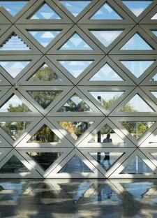 Silvio d'Ascia Architecture Stazione di Kenitra Marocco