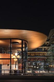 Powerhouse Company firma The Traveller ristorante e hub sociale ad Amsterdam
