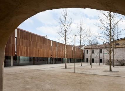 Neue Galerie und Kasematten / Neue Bastei vince International Piranesi Award 2019