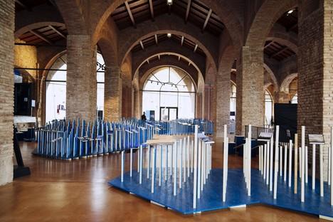 Tempodacqua la Biennale di Architettura di Pisa