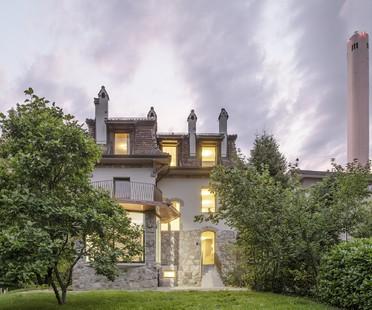 Le architetture residenziali di 2b architectes a Losanna e Gaou Bénat