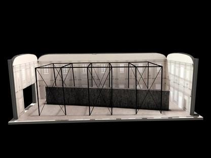 Alvisi Kirimoto progetta l'allestimento della mostra EMILIO VEDOVA a Palazzo Reale di Milano