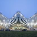 mostra Santiago Calatrava Nella luce di Napoli