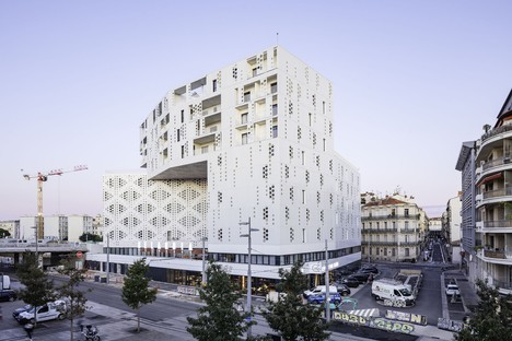 Manuelle Gautrand Architecture Le Belaroïa Montpellier