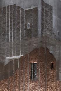 Edoardo Tresoldi con Studio Studio Studio firma padiglione Gharfa a Riad