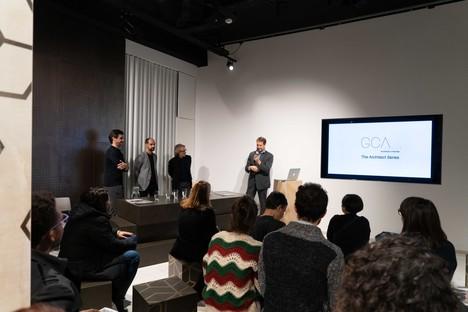 GCA Architects a SpazioFMG per l'Architettura Milano