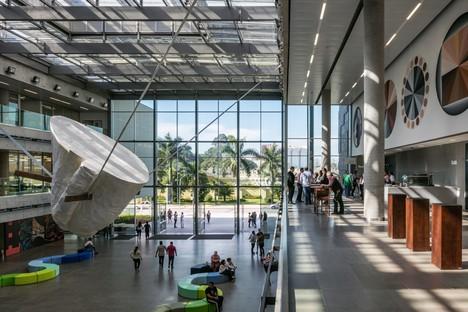Dal Pian Arquitetos SESC Guarulhos San Paolo Brasile