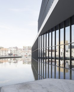 Antonio Citterio Patricia Viel NEXXT nuovo headquarter di Fastweb a Milano