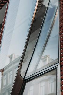 UNStudio The Looking Glass l'architettura di una facciata per la moda ad Amsterdam