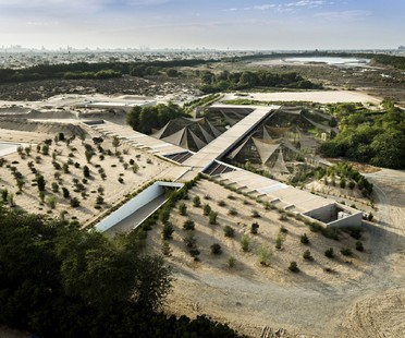 X-Architects Wasit Wetland Centre Sharjah, United Arab Emirates