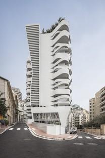 Le Stella un progetto urbano a Monaco di Jean-Pierre Lott Architecte