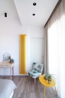 Pucciocollodoro Architetti Seaview Apartments, un progetto di interior a Palermo