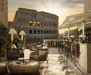 Loto Ad Project Giorgia Dennerlein Interior per Manfredi Fine Hotel Collection Roma