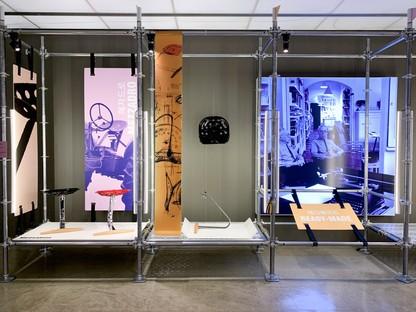 mostra Achille Castiglioni and brothers. Master of Italian Design. Seoul Arts Center