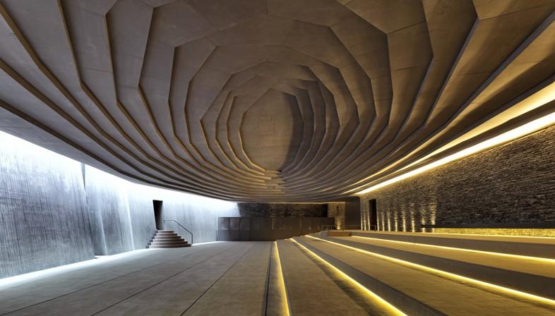 EAA Emre Arolat Architecture la Moschea Sancaklar a Istanbul l'essenza di uno spazio religioso