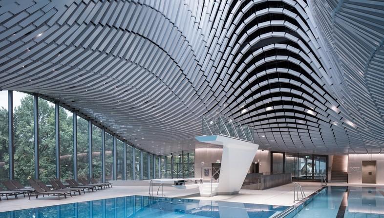 Berger+Parkkinen Associated Architects Paracelsus Bad & Kurhaus Salisburgo