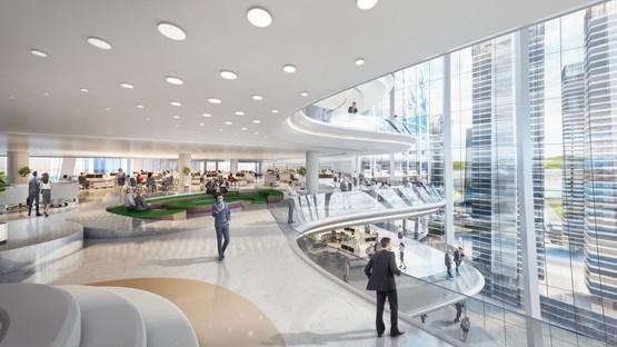 Zaha Hadid Architects firma l'headquarter di OPPO a Shenzhen