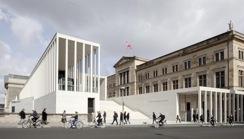Mostra le architetture DAM Preis 2020 vince James Simon Galerie di David Chipperfield Architects