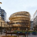 Kengo Kuma The Exchange un nuovo centro per Sydney