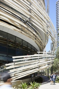 Kengo Kuma The Exchange un nuovo centro per Sydney