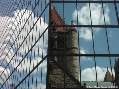 Addio a Henry Cobb l'architetto della John Hancock Tower di Boston