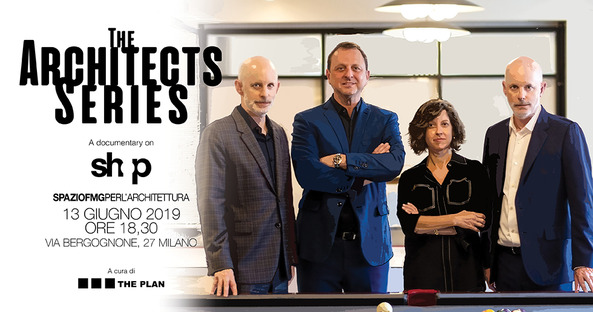 In streaming tutti gli appuntamenti di The Architect Series di SpazioFMG